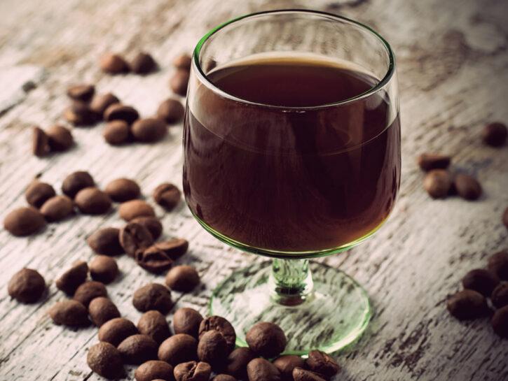 Liquore al caffè