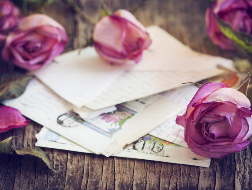 come scrivere lettera d'amore