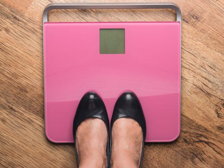 peso ideale donna