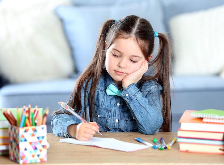 Leggere e scrivere prima della scuola