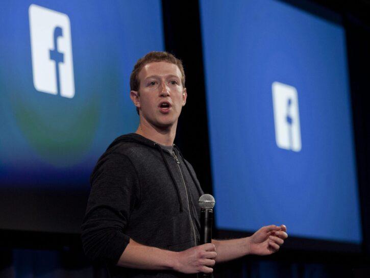 Mark Zuckerberg Facebook social