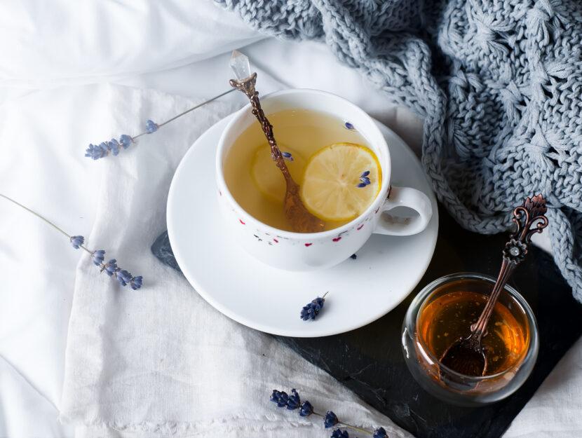 tè tisane influenza inverno