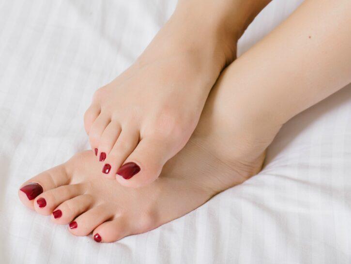 piedi sesso