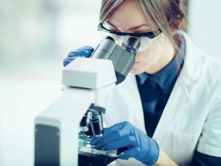 Donne scienza scienzata