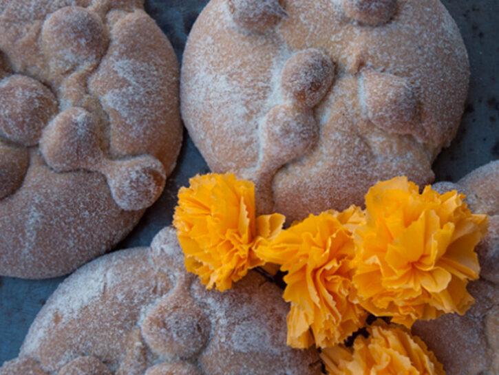 Pane dei morti messicano