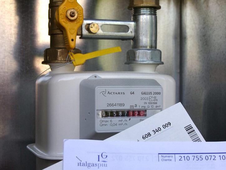 Contatore del gas