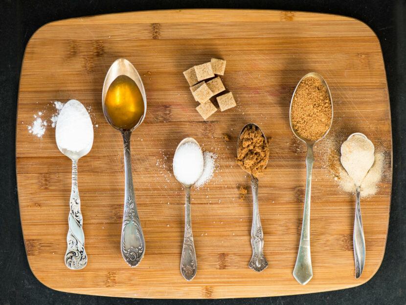 zucchero sostituti