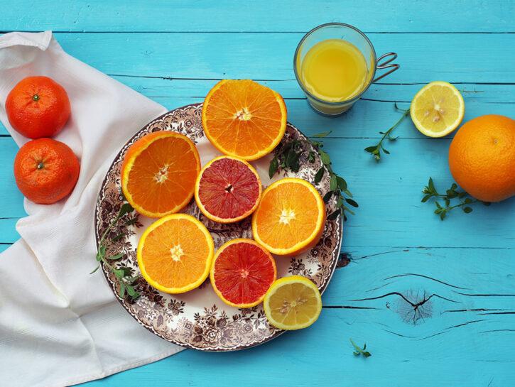 Cibi con vitamina C