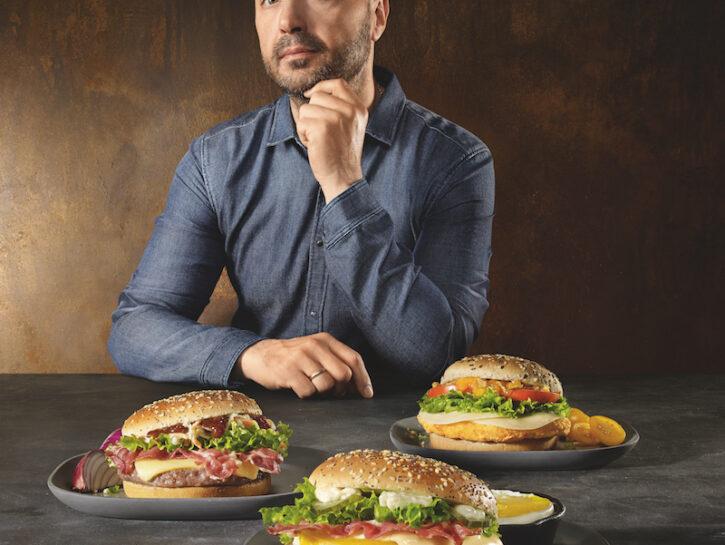 McDonald's My Selection - Joe Bastianich