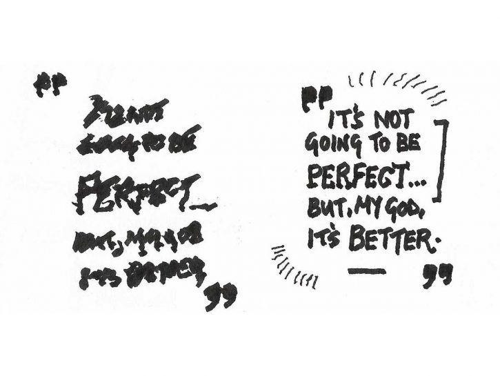 """""""Non sarà perfetto, ma è molto meglio!"""": ecco come scriveEmma, colpita dalla malattia di Parkins"""