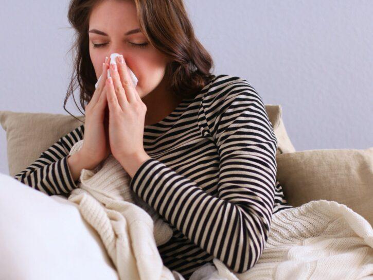 Esiste L Influenza Senza Febbre