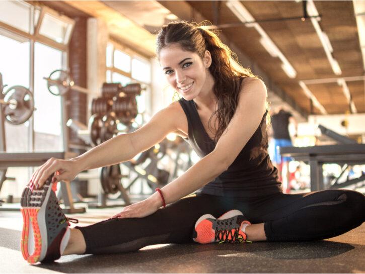 riprendere allenarsi