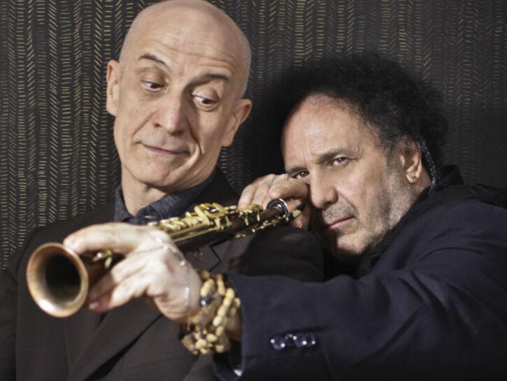 Peppe Servillo ed Enzo Avitabile