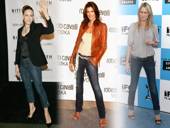 Indossare i jeans a 50 anni: prendi spunto dalle celeb!