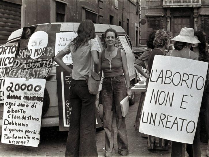 Aborto anniversario referendum