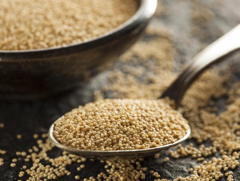 amaranto proprietà e ricette
