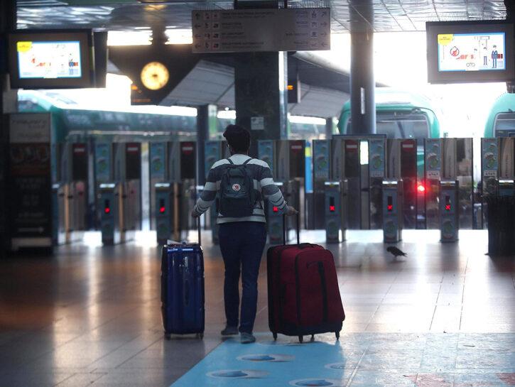 stazione ferrovie Nord piazza Cadorna Milano
