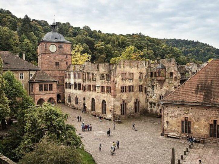 SchlossHeidelberg