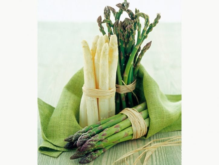 Asparagi: varietà