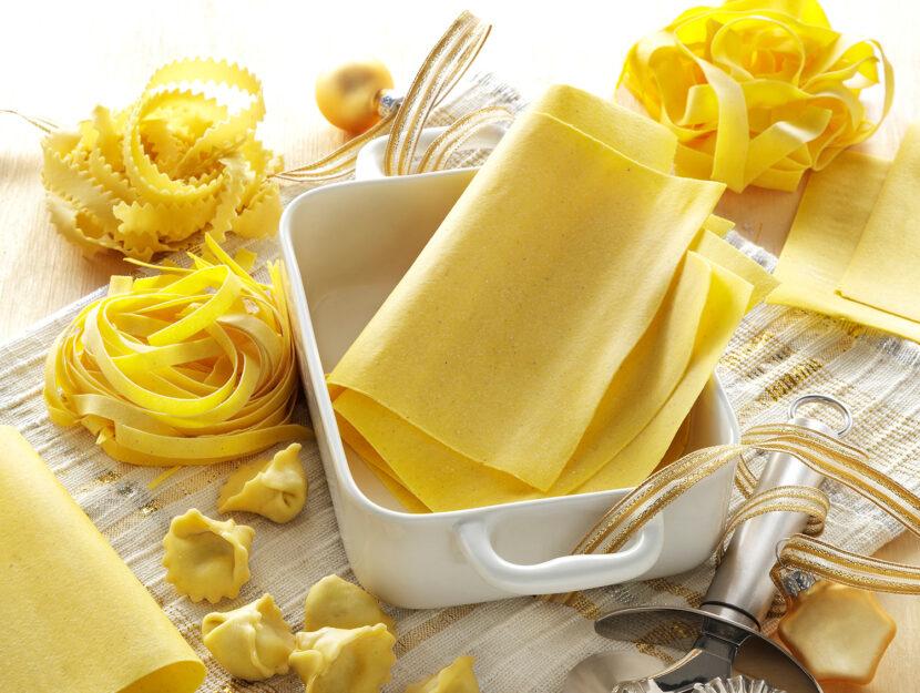Come preparare la pasta fresca
