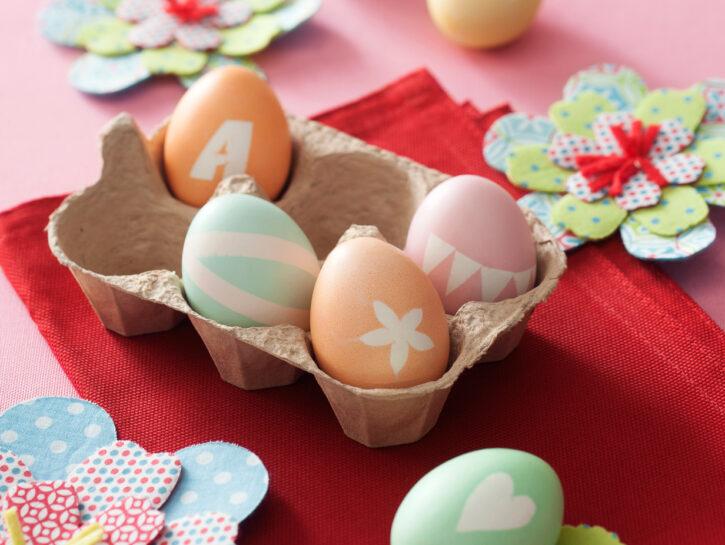 Testo uova sode da mangiare ricetta