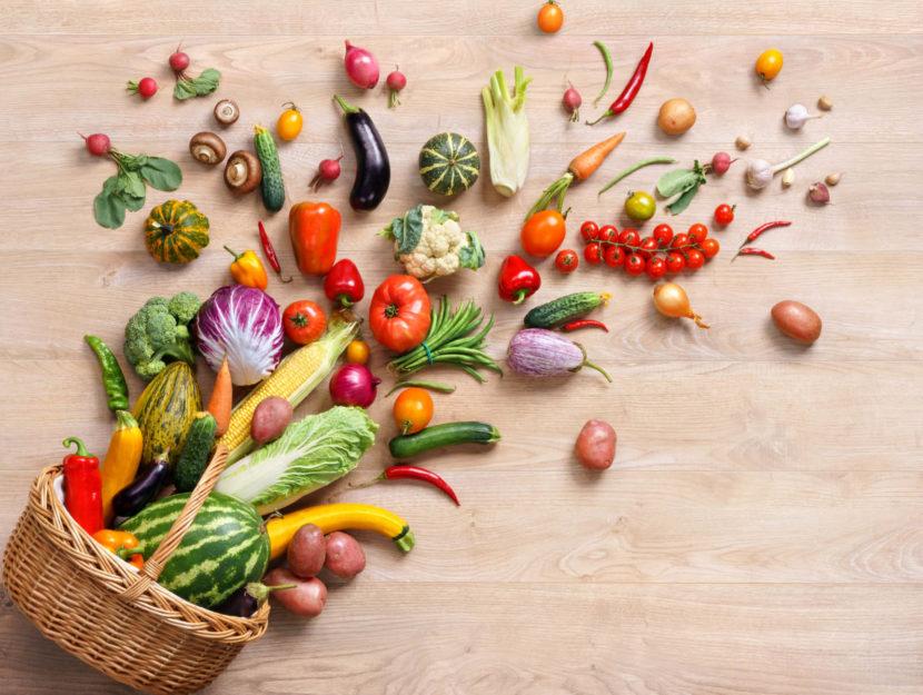 quale frutta e verdura mangiare per dimagrire