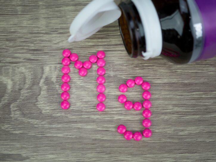 magnesio integratore