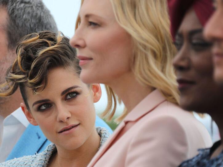 Kirsten Stewart e Cate Blanchett
