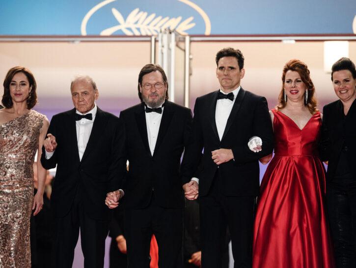Lars von Trier film Cannes 2018