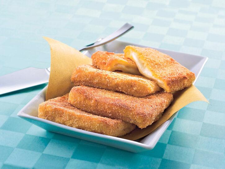 Mozzarella in carrozza base