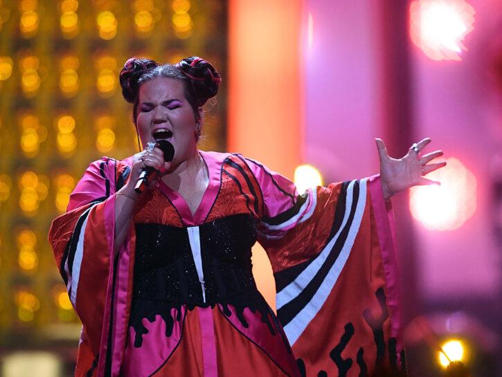 Netta Barzilai, la cantante vincitrice della 63esima edizione di Eurovision Song Contest