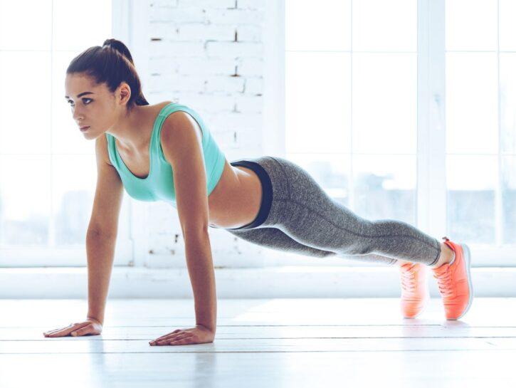 esercizi allenamento core
