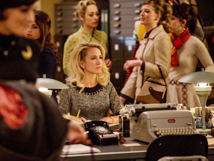 """Una scena di """"Good girls revolt"""", la serie di Netflix ambientata nella redazione di un giornale nel"""