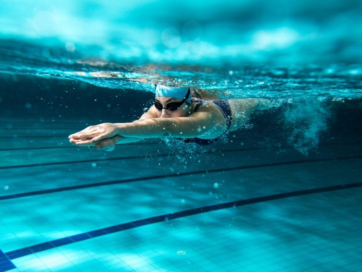 sport d'acqua