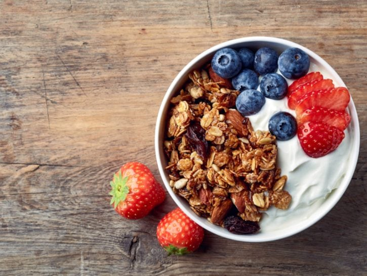 yogurt benefici