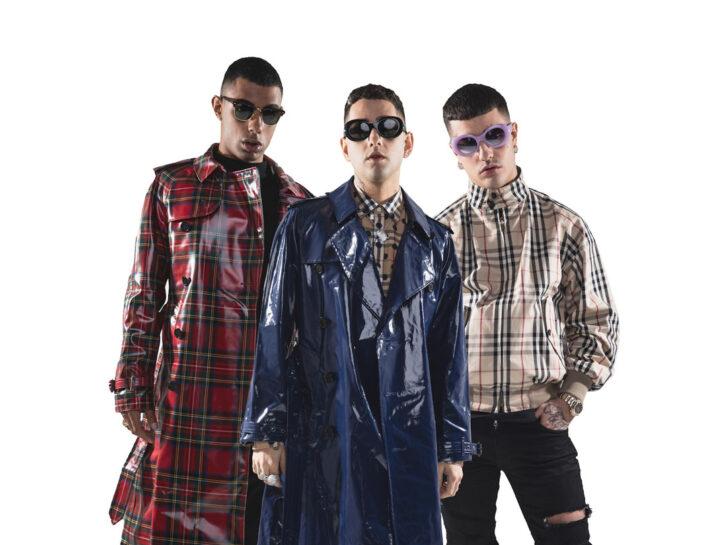 Pyrex, Tony F e Wayne (Dark Polo Gang senza Dark Side)