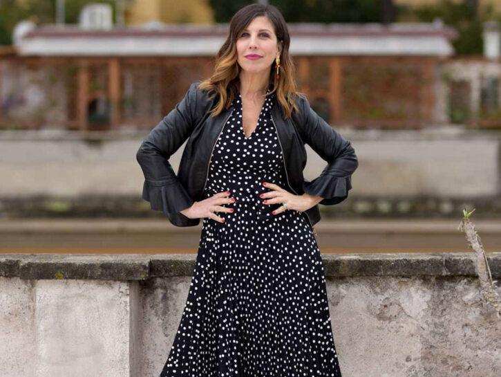 """L'attrice e conduttrice radiofonica Michela Andreozzi,che ha scritto""""Non me lo chiedete più"""" (H"""