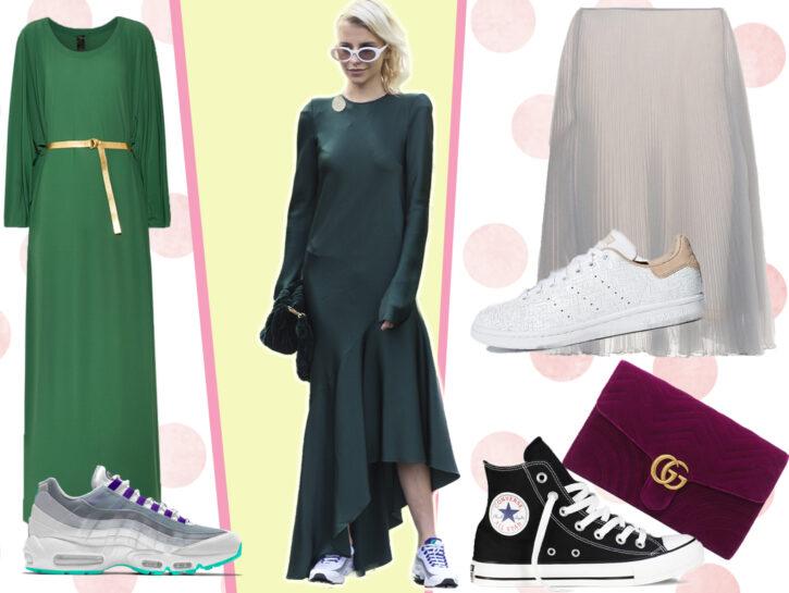 Guida alle sneakers: come indossarle ed essere cool