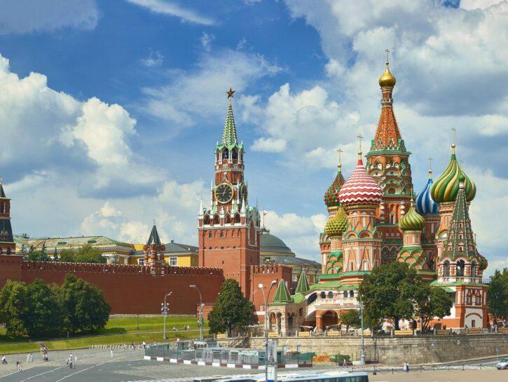 Un viaggio alla scoperta della Russia