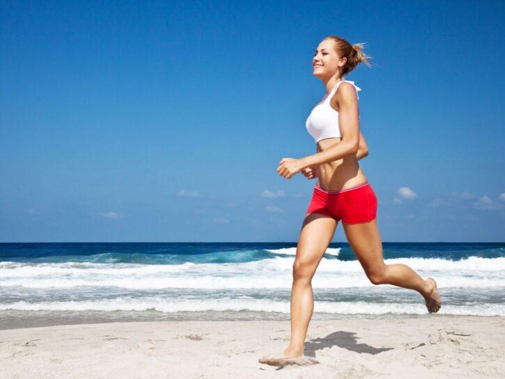 sport spiaggia fitness