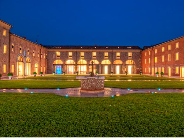 Un party esclusivo a Verona per brindare al decimo compleanno dell'Hotel che fa capo aSandro Veron