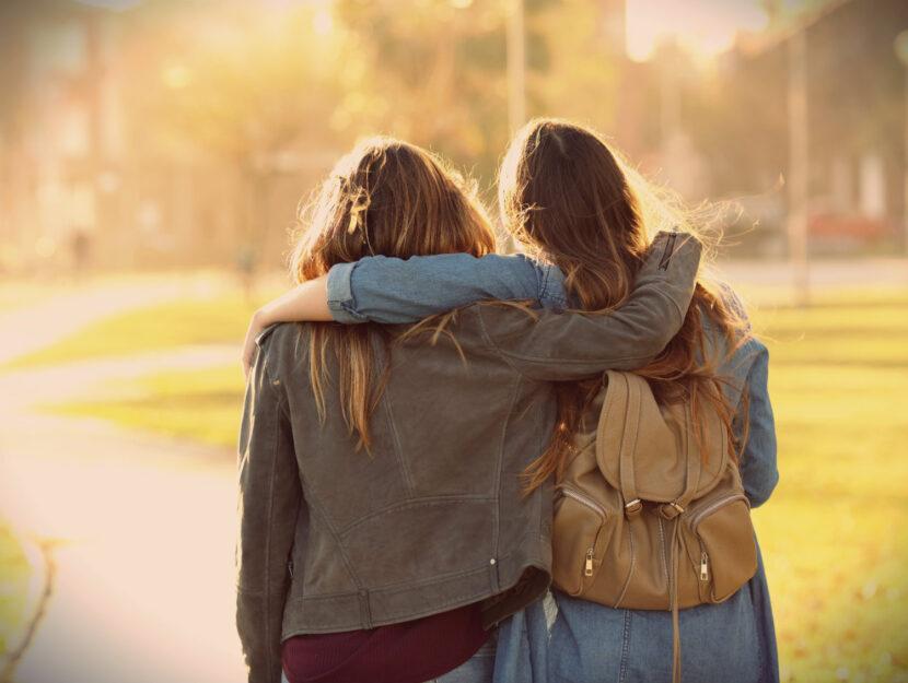 frasi per consolare un'amica