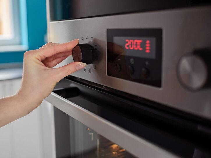 Forno statico o forno ventilato: scelta modalità