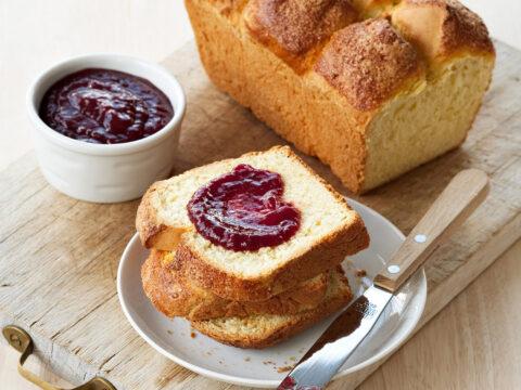 Impasto base per pan brioche