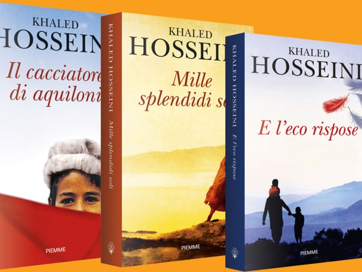 Khaled Hosseini libri in edicola