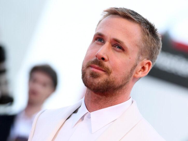 Ryan Gosling Venice Film Festival 2018