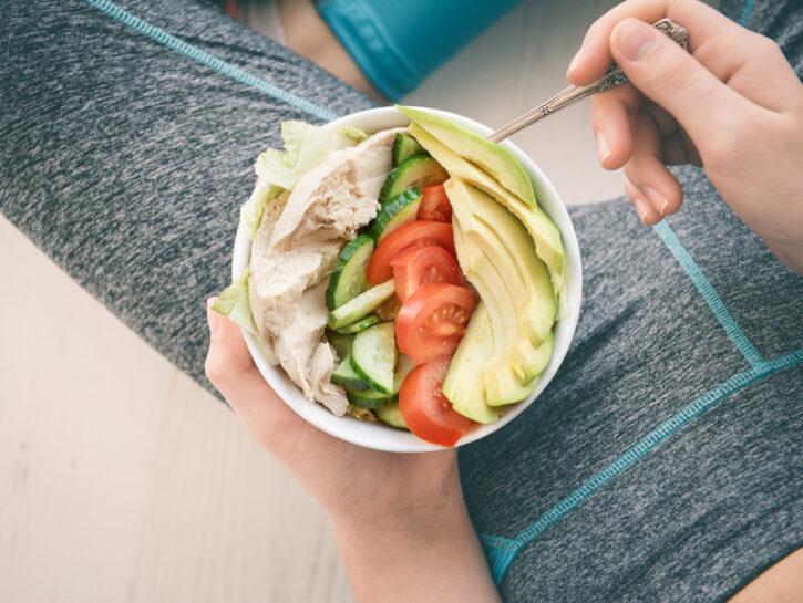 cosa mangiare prima dopo allenamento