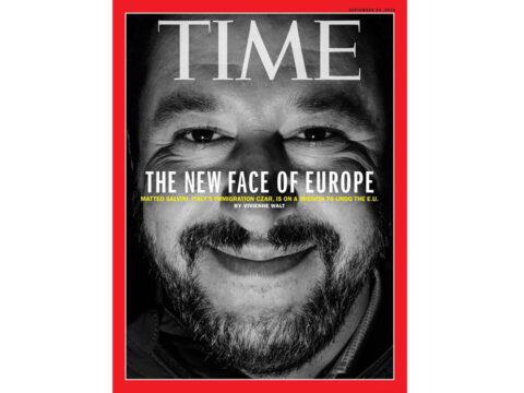 Cosa ha detto Matteo Salvini nell'intervista a Time