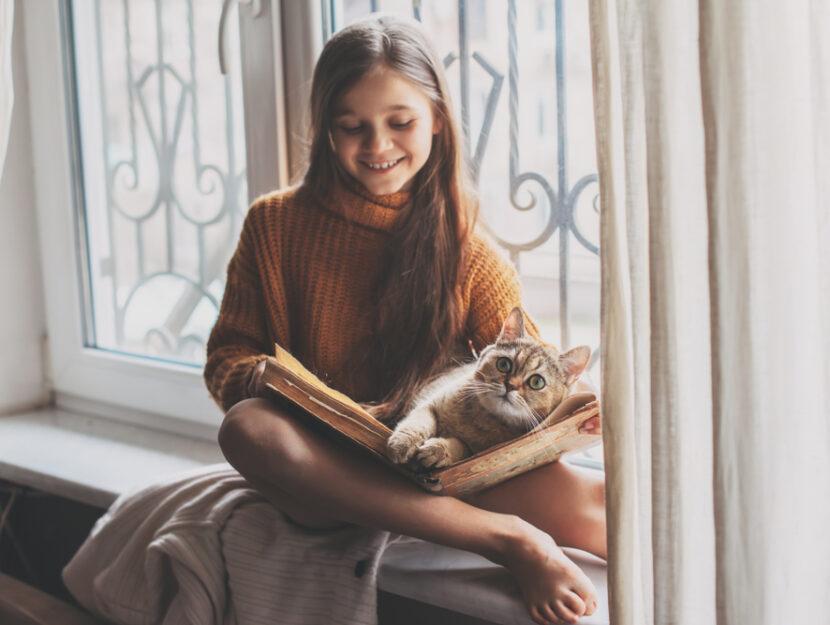gatto migliore bambini