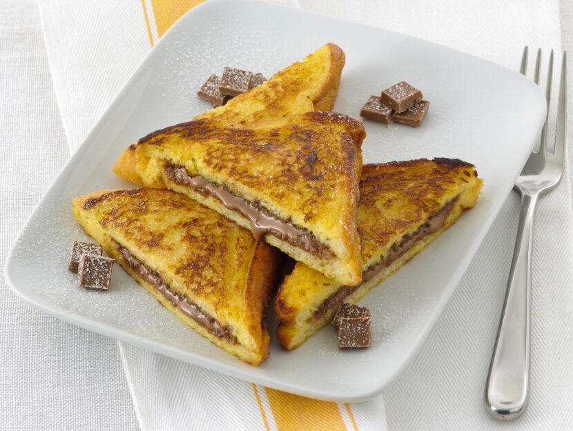 French toast alla Nutella ®